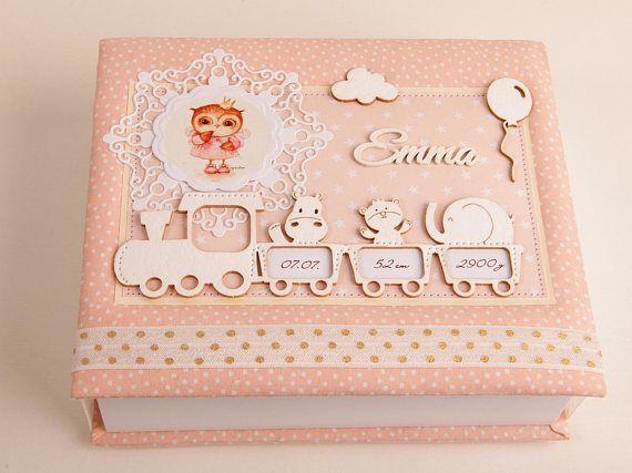 Baby Keepsake Box Personalized Keepsake Box Baby Girl Keepsake
