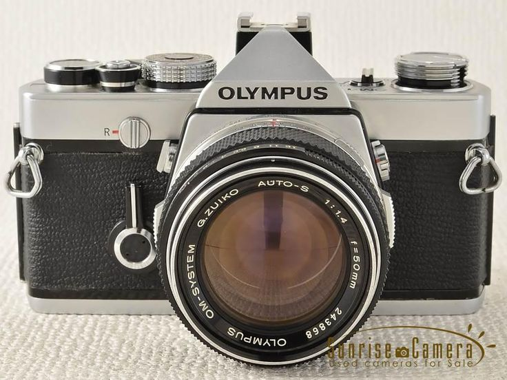 オリンパスOM-1 可愛さ・精悍さ・思想が同居した名一眼レフ |中古フィルムカメラとオールドレンズの通販専門店
