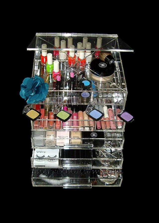Best Makeup Organizer Ideas. Ponad 25 najlepszych pomys  w na Pintere cie na temat Acrylic