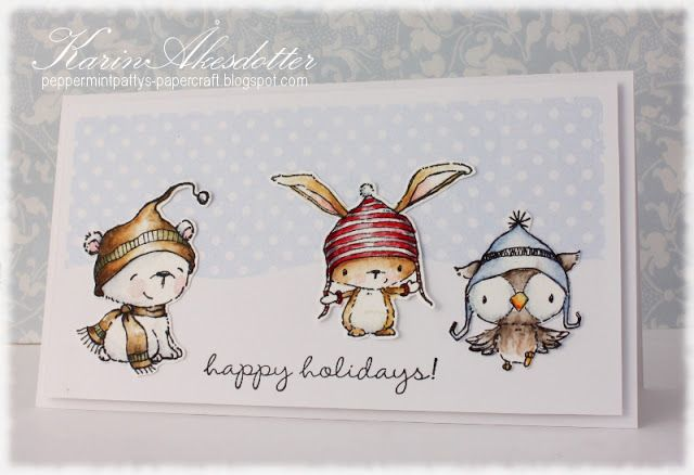 Happy Holidays with Purple Onion designs!
