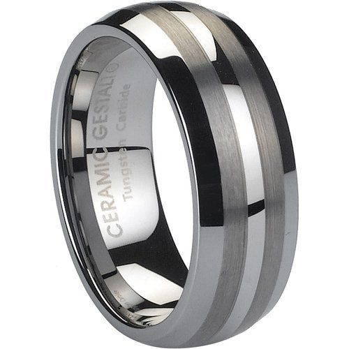 Tungsten Platinum: Wedding & Engagement Rings Images On