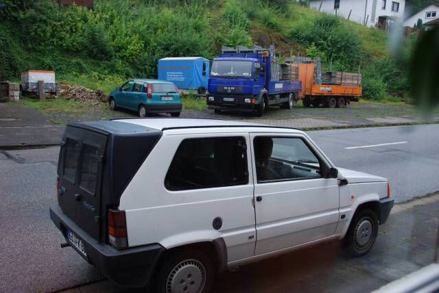 Fiat Garage Tiel : Fiat panda cargo cars from fiat