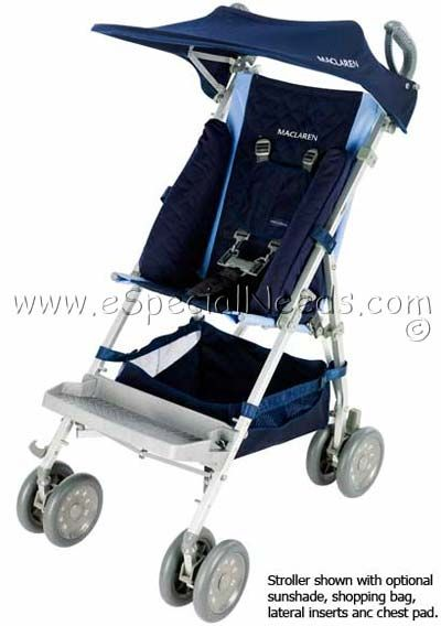 Baby Plus Buggy Maclaren Major Special Needs Stroller Umbrella Stroller