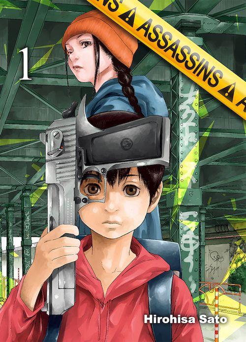 Assassins, tome 1 : un manga façon «Léon» de Hirohisa Sato