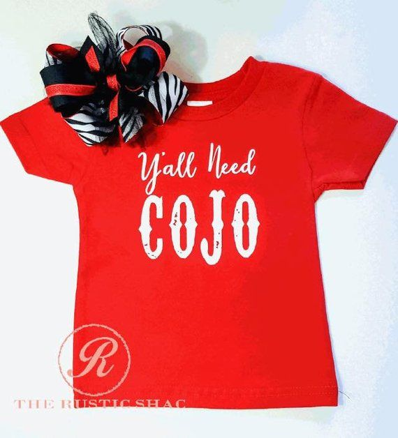 9ab09cab077 Y all Need COJO Children s Shrit