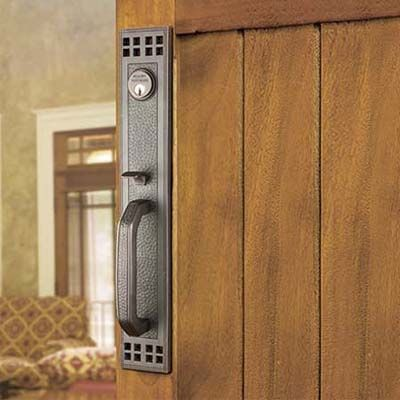 30 best images about arts and crafts hardware on pinterest for Arts and crafts exterior door hardware