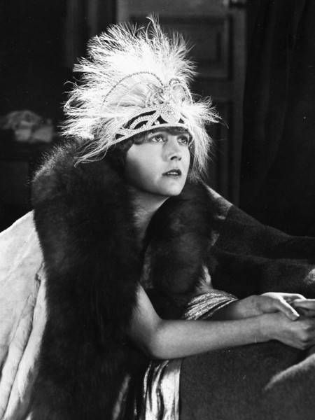 Flappers of the Roaring 20s
