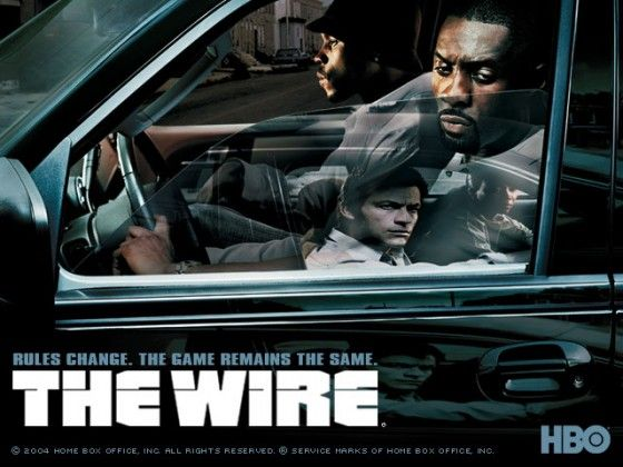The Wire: Idris Elba, Favorite Tv, Seasons, Tv Show, Tvshow, Tv Series, The Games, Thewire, The Wire