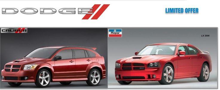 Dodge Caliber 2007 & Charger 2006 Factory service Manual