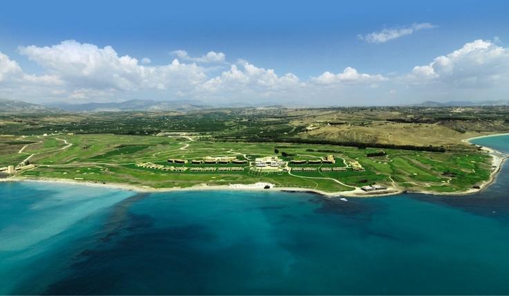 Golf en Sicilia