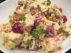 My Favorite Chicken Salad. If you love Bob Evans chicken salad you are going to LOVE THIS. This chicken salad brings all of the best qualities of every other chicken salad together into one. Store bought rotisserie chicken makes this a snap to prepare.
