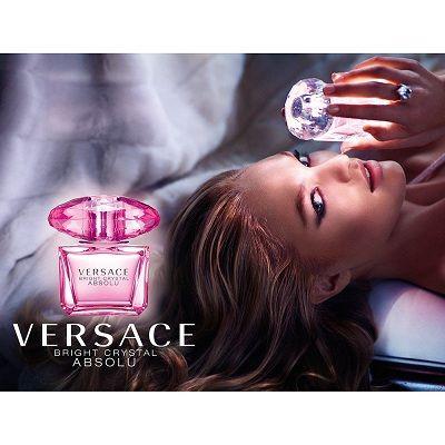 Versace Bright Crystal Absolu EDP 90 ml #Bayan #Parfüm #Bright Crystal Absolu Dişiliğini, Baştan Çıkarma Gücüne Emanet Eden #Kadınlar İçin Versace #Sihri İle Yaratıldı. http://goo.gl/Wwhs3d