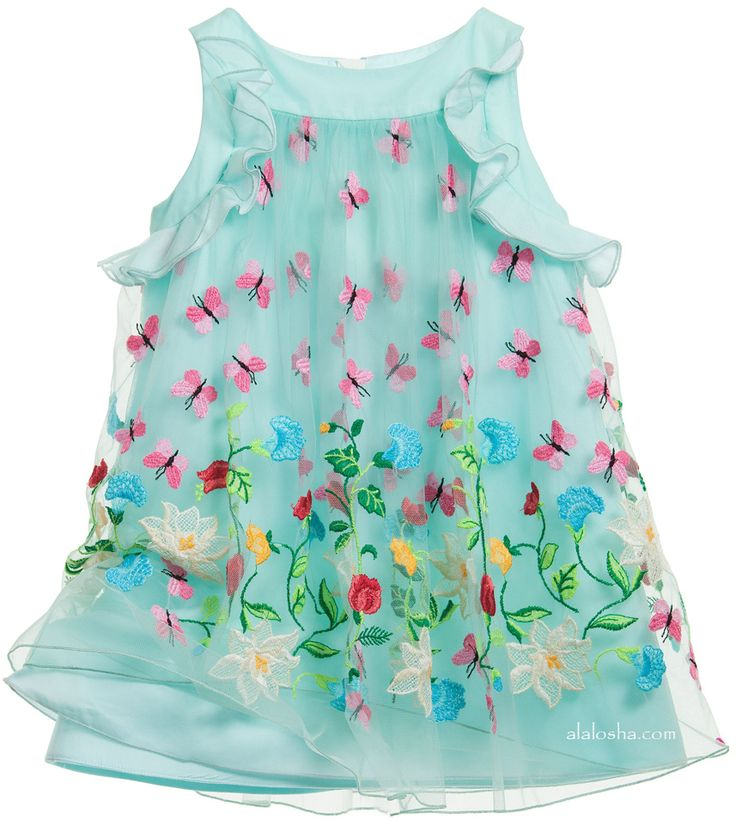 ALALOSHA: VOGUE ENFANTS: These I PINCO PALLINO SS15‬ Flowers dresses are going…