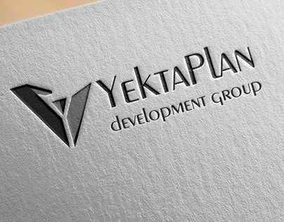 "Check out new work on my @Behance portfolio: ""Logo design - YektaPlan"" http://be.net/gallery/48494089/Logo-design-YektaPlan"