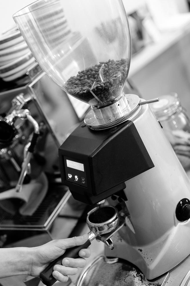 espresso grinding
