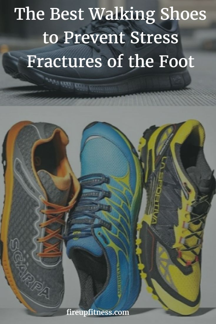 Running Shoe To Prevent Stress Fractures