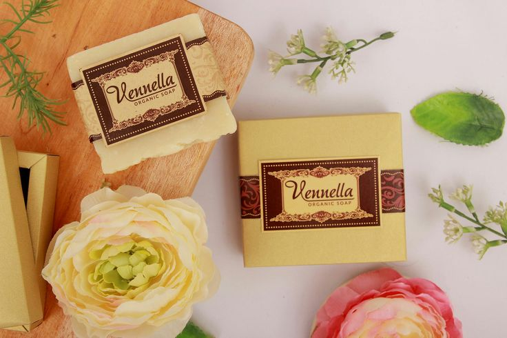 An organic soap from Venela