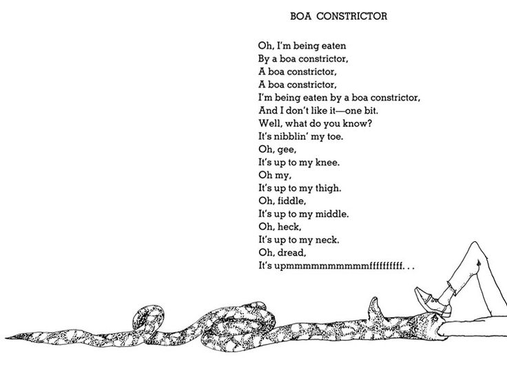 Shel Silverstein Quotes About Education: Poetry And Poems For Kids: A Collection Of Ideas To Try