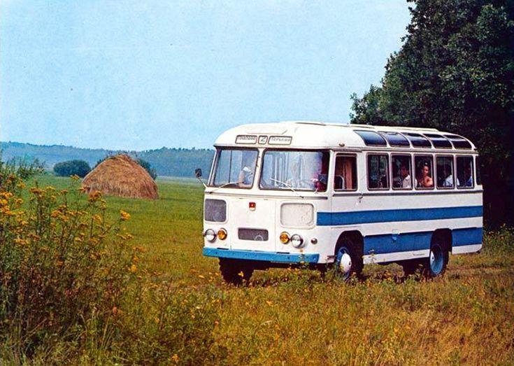В 1966 году был построен первый образец ПАЗ 672ВП. В течение года он проходил ведомственные испытания:
