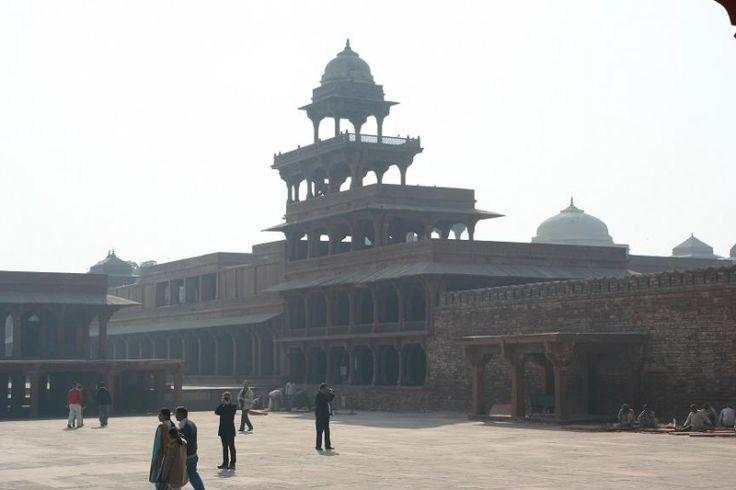 Файл:Фатихпур-Сикри - Затерянный город, Индия.jpg