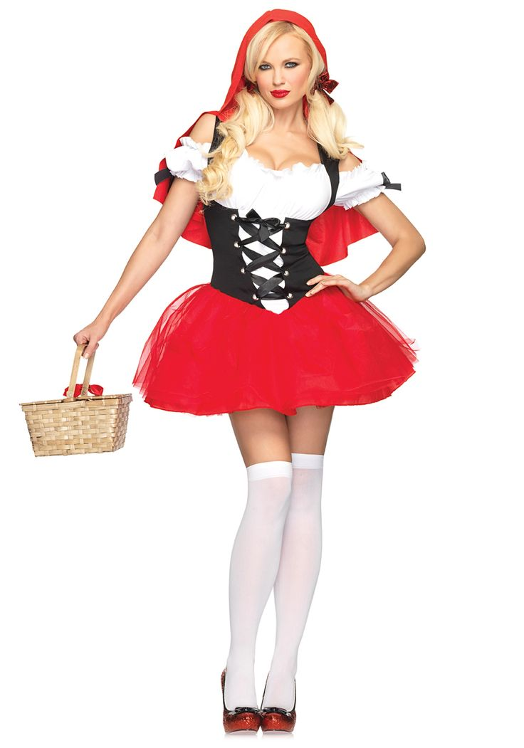 15 must-see Red Riding Hood Costume Pins | Diy halloween costumes ...