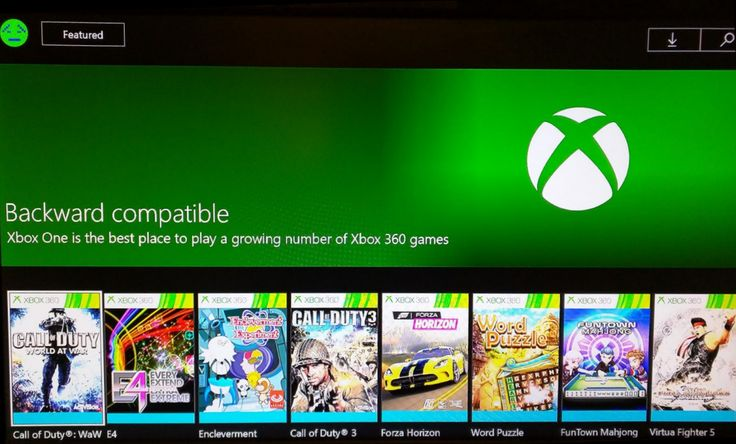 Backward compatible games now up on Xbox One store: Backward compatible games now up on Xbox One store:…