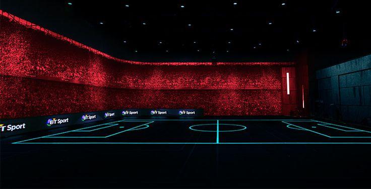 ASB GlassFloor | BT Sport, London