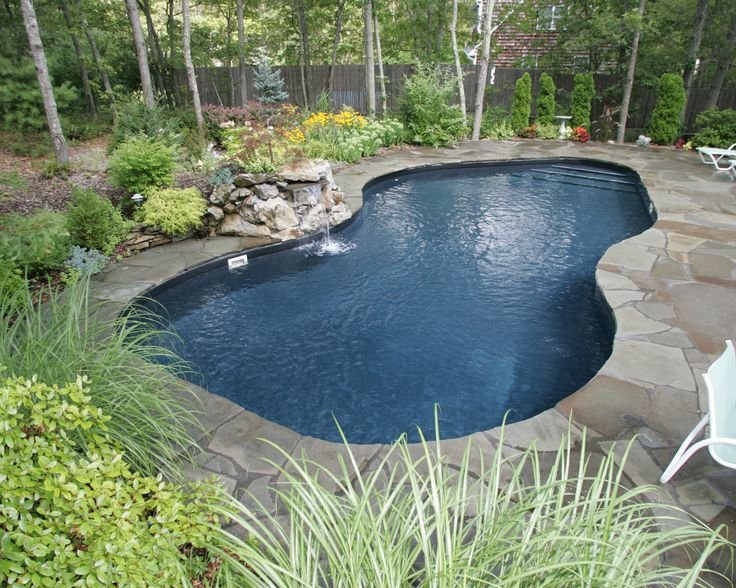 Vinyl liner pools from Kazdin Pool & Spa are not your typical 'cookie cutter' style. Our vinyl pool construction is tailored to your needs so we can bring your vision to life. We use only the most durable galvanized steel with a lifetime guarantee.