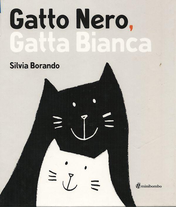 Gatto Nero, Gatta Bianca insegnano ai bambini un valore forte e importante come l'apertura verso il diverso, senza mai scadere nella storiella moraleggiante   http://www.ricominciodaquattro.com/gatto-nero-gatta-bianca-letture-3-5-anni/