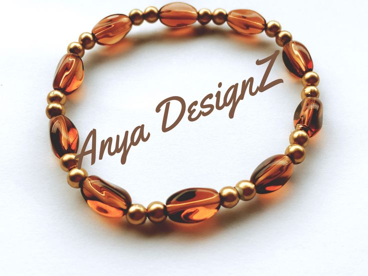 Handmade stretchable bracelet from Anya DesignZ. Email to anyadesignz@gmail.com to place order. Free shipping across Australia.