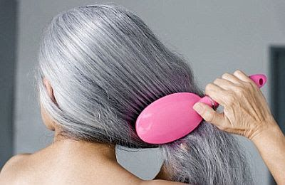 How to care for grey hair