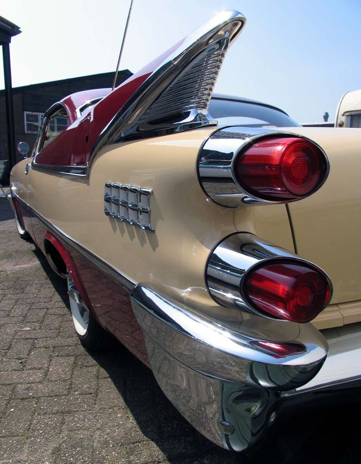 Best Fabulous Finned S Cars Images On Pinterest Vintage