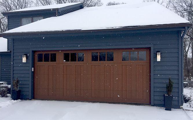 Garage Door Issues As The Temperature Drops Garage Entry Door
