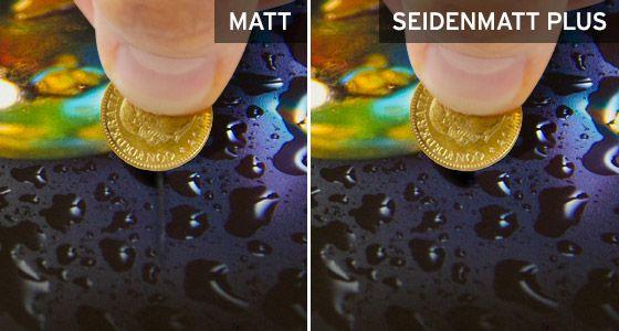 Edle Haptik, stilvolle Optik, perfekte Haltbarkeit  Herkömmliche matte Laminagen sind oft anfällig auf Gebrauchsspuren. Bei der SeidenmattPLUS-Laminage von KMC wird die matte PP-Folie jedoch zusätzlich mit einem härteren Material beschichtet, was die Kratzfestigkeit von matten Laminagen entscheidend verbessert. Edles Matt in einer neuen Dimension!  Testen Sie jetzt die Vorteile der SeidenmattPLUS-Laminage!  http://bit.ly/seidenmatt-plus