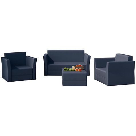 Buy CoSi Verona Weatherproof 4-Piece Sofa Set Online at johnlewis.com