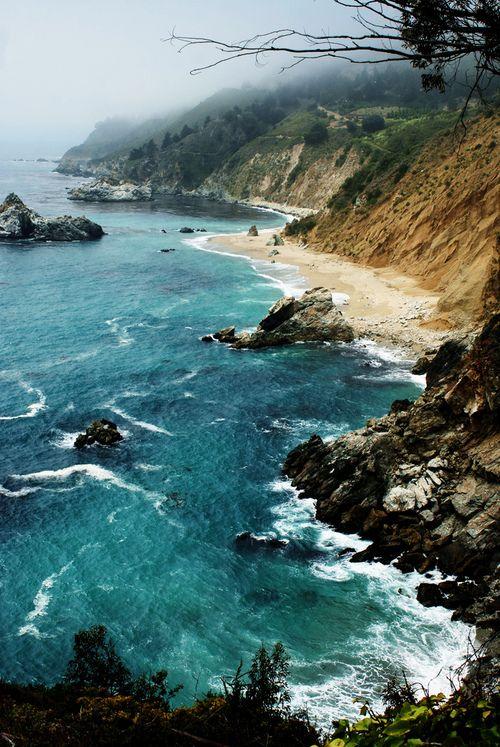 California Coast ... Big Sur (photo by MIKEisn'tSorry)
