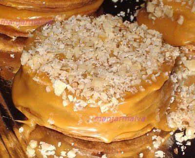 Manjar Malva: TORTA MIL HOJAS (DIA DE LA COCINA CHILENA)