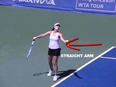 Tennis Serve Consistency Secrets - YouTube<< This helps sooooo much!