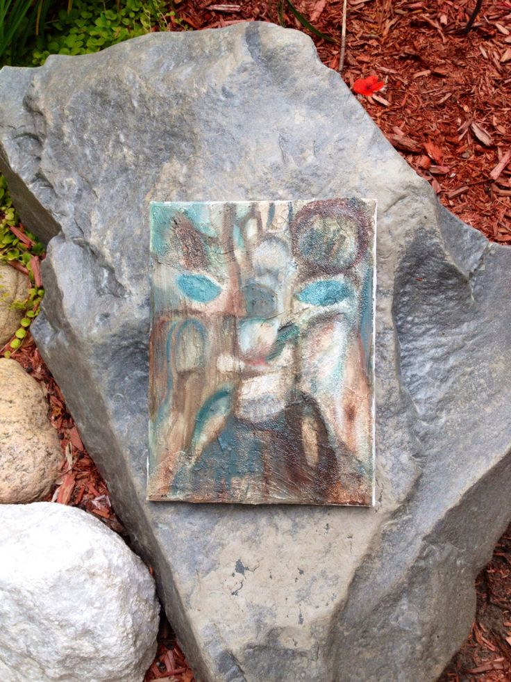 A personal favorite from my Etsy shop https://www.etsy.com/ca/listing/196522409/rock-face