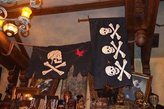 Por aí com os Pires: The Pirate League - Onde os meninos se transformam...
