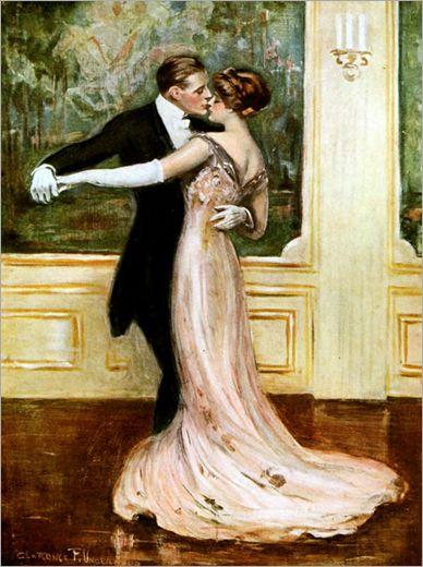 Clarence F. Underwood : Last Waltz (1871-1929)