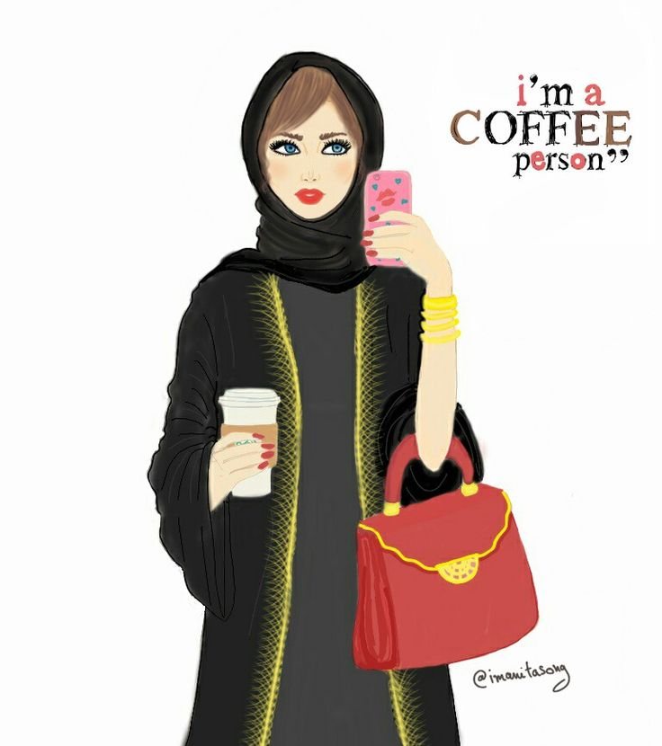 My sketche for today inspired by girly_m style #illustration #sketching #fashion #design #copicmarkers #beginner #illustrator #sketches #drawings #makeup #lookoftheday #imanitasong #coffeesketches #starbucks #hijab #hijabfashion