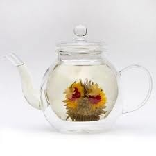double wall glass teapot - Google Search