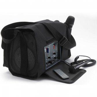 Jogger 60 Audiophony  : une sono portable de seulement 2,9 kgs pour 60W de puissance.