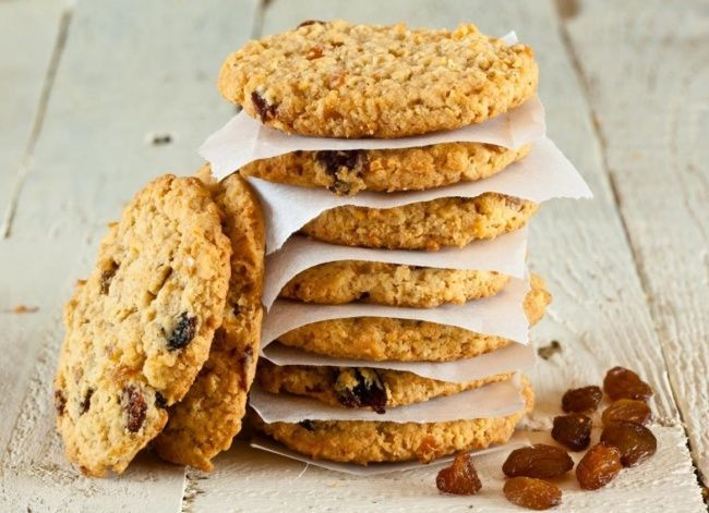 10 рецептов вкуснейшего печенья, которые готовятся 15 мин