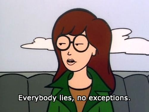 Even dr. House was a fan of daria lol