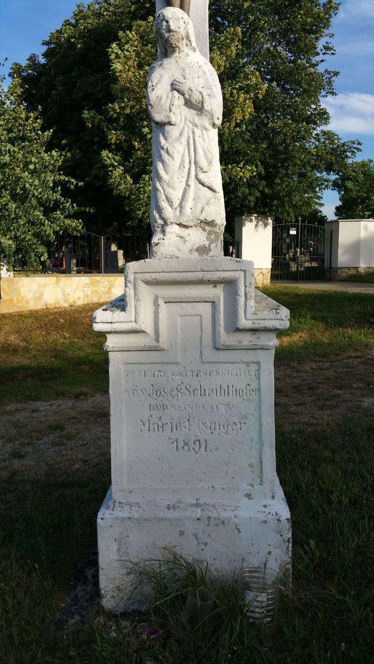Bakonyszücsi temető