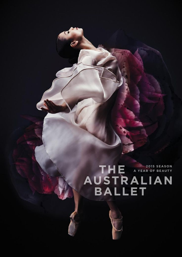 The Australian Ballet presents a Year of Beauty - 2015 Season in 2020 | Ballet posters, Australian ballet, Dance photography