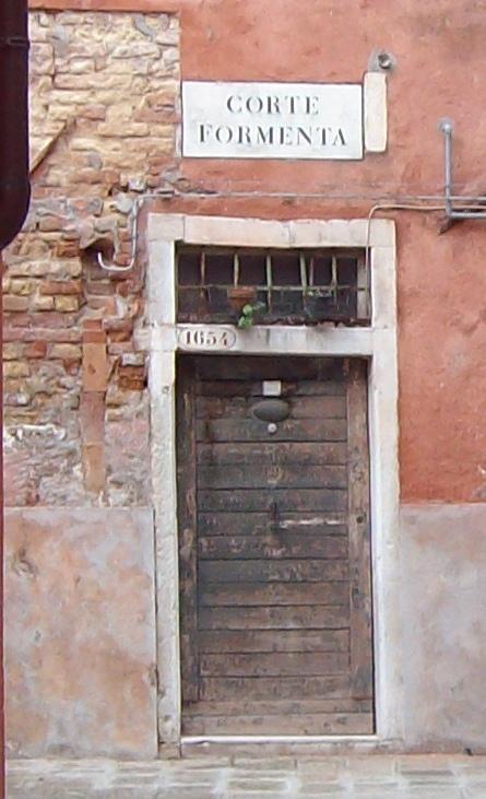 Corte Formenta, Castello