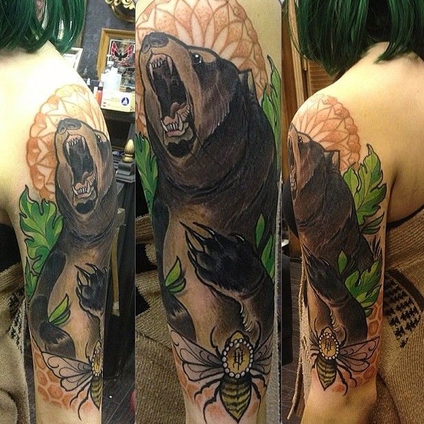 Quebec tattoo shops tyler hoare from chateauguay for Tattoo shops tyler tx